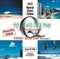 High Quality Digital Image Vol.6 Hawaii
