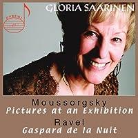Gloria Saarinen Plays Mussorgsky & Ravel by M. Ravel (2006-01-01)