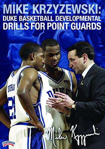 Mike Krzyzewski: Duke Basketball - Developmental Drills for Point Guards
