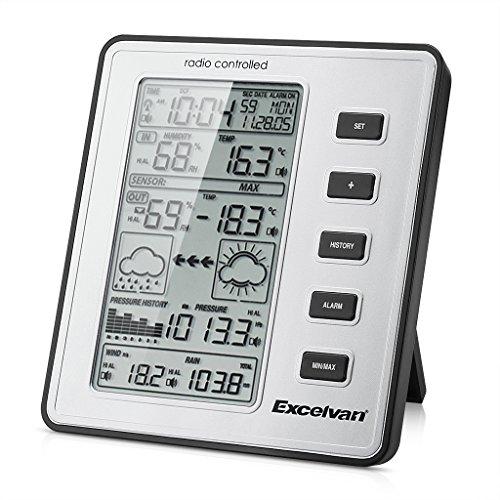 Excelvan WH1070 - LCD Estacion...