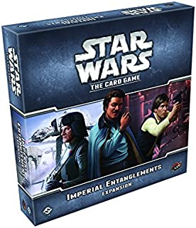 Star Wars LCG: Imperial Entanglements