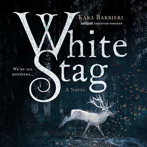 White Stag audiobook cover art