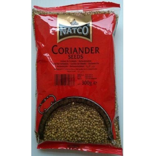 Natco semillas de cilantro - 300gm