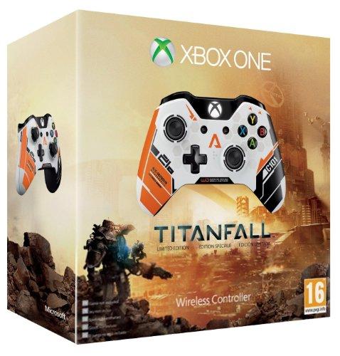 Xbox One Wireless Controller im Titanfall-Design