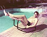 Celebrity Photos Fernando Lamas in Swimming Trunks at The