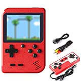 Etpark Handheld Game Console Retro Mini Game Player with 400 Classical FC Games