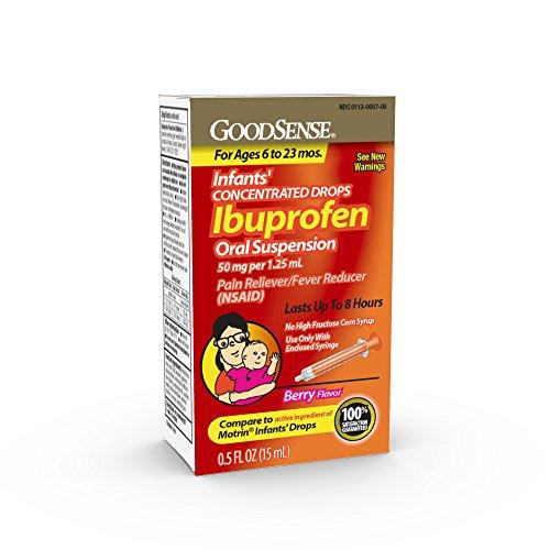 Top 12 goodsense ibuprofen children for 2020