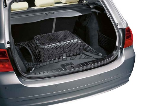 BMW Genuine Car Boot Floor Luggage/Cargo Safety Net 51477141855