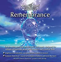 Remembrance Metamusic by Monroe Products (2006-01-12)
