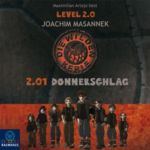 2.01 Donnerschlag audiobook cover art