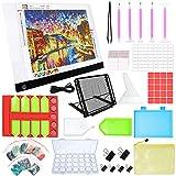 A3 Ttablette Lumineuse - Kits d'accessoires de peinture au diamant pour...