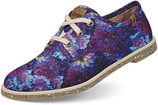 Sapato Usthemp Legend Vegano Casual Estampa Floral