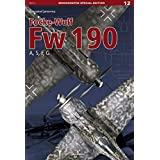 Focke-Wulf Fw 190 A, S, F, G (Monographs Special Edition in 3d)
