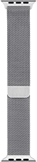Apple MTU62ZM/A Watch 44mm Milanese Loop Band - Silver