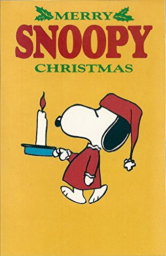 Merry Snoopy's Christmas