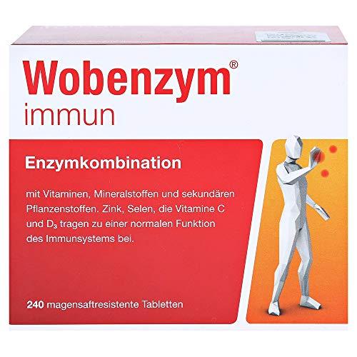 Wobenzym immun Tabletten, 240 St. Tabletten