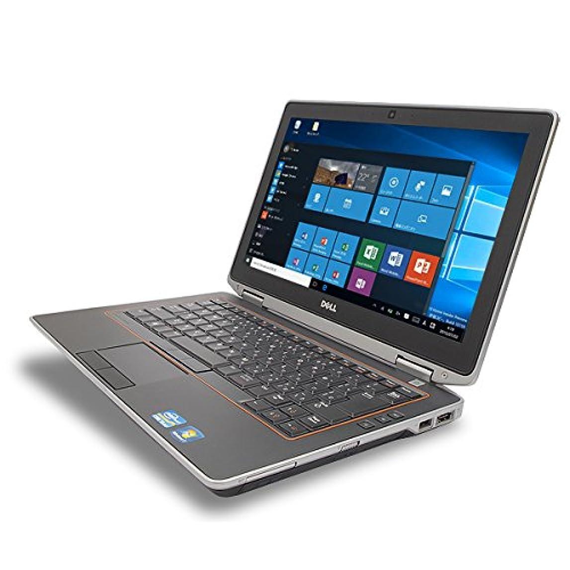 ボアモザイク交渉するノートパソコン 中古 DELL Latitude E6320 Core i5 4GBメモリ 13.3インチ DVDマルチ Windows10 MicrosoftOffice2013