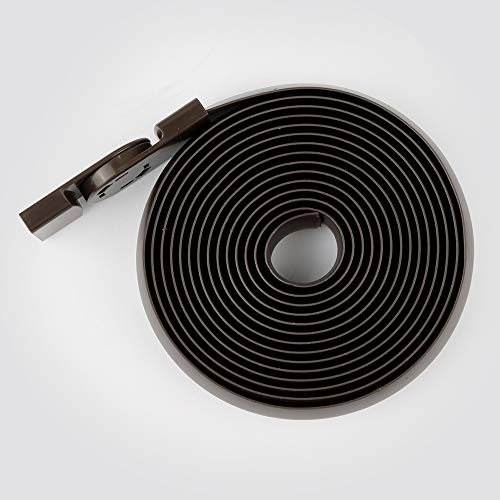 ECOVACS Bande magnétique pour Robot aspirateur ECOVACS U2, Noir