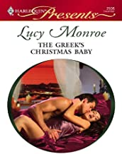 The Greek's Christmas Baby: A Secret Baby Romance (Kouros Brothers Duo Book 2)