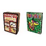 Devir - Sushi Go Party: edición en Castellano, Juego de Mesa (BGSGPARTY) + Coloretto Juego de Mesa, Multicolor, única (BGCOL)