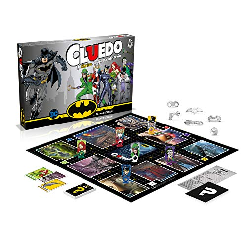Cluedo Batman