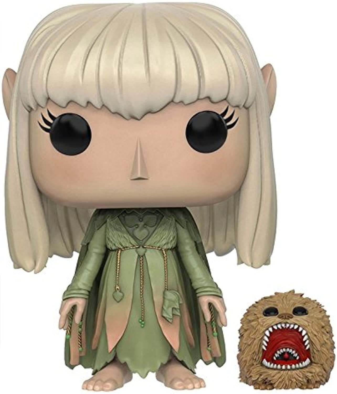 POP  Vinyl 9690  Dark Crystal Kiraa nd Fizzgig Figure