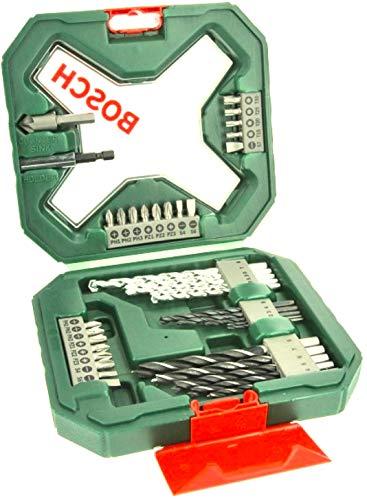 BOSCH (ボッシュ) インパクト ドライバー ビット ドリルビットセット 38pcs 2607011432 [並行輸入品]