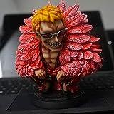 Escultura de regalo sin marca, decoración de juguete, estatua artesanal, figura de anime de una piez...
