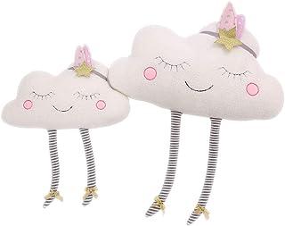Lihan Almohada Instagram Forma de nube nórdica Nursery