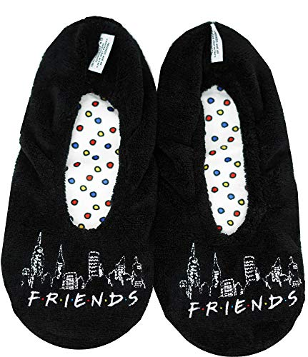 Friends The TV Series - Calcetines/pies Negro Negro ( 36-38