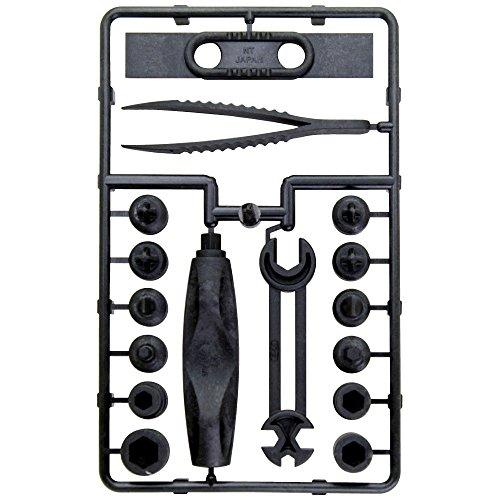 エヌティー 工具セット 強化プラスティック製 80×126×14mm 黒 PD-300P