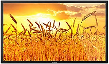 KUVASONG True 1500 Nits 43 Inches Sun Readable Smart Outdoor TV for Outdoor Covered Area, KVS43OD-FS 4K UHD HDR Outdoor Television, High Brightness Outdoor TV