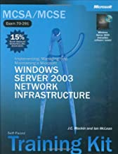 MCSE Self-Paced Training Kit (Exams 70-290, 70-291, 70-293, 70-294): Microsoft® Windows Server(TM) 2003 Core Requirements, Second Edition (Microsoft Press Training Kit)