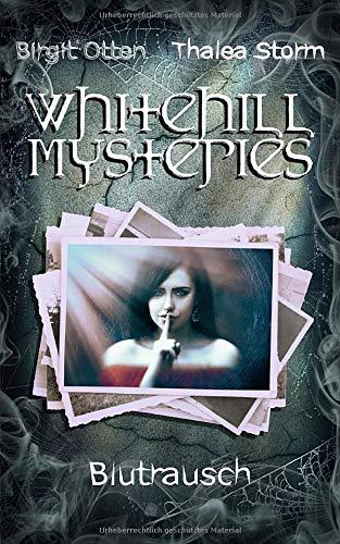 Blutrausch (Whitehill Mysteries)