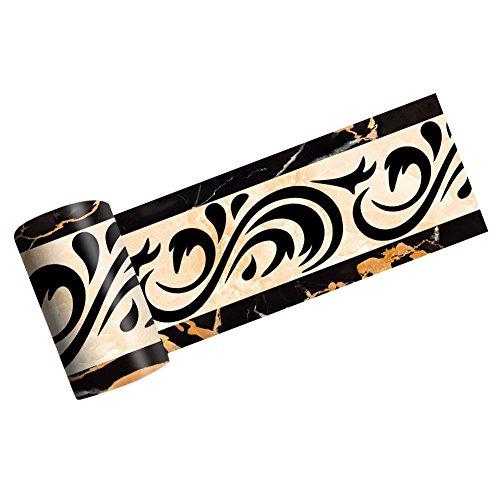 Bodhi2000 Wall Sticker, Adhesivo decorativo para pared con diseño de mármol vintage para decoración del hogar y hotel.