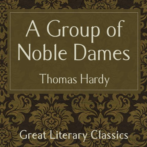 A Group of Noble Dames  By  cover art
