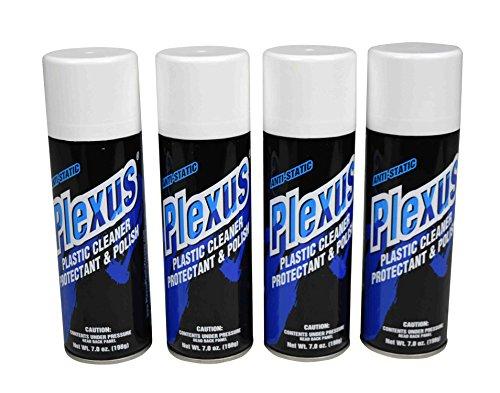 Plexus Vending Machine Plastic Cleaner and Protectant 20207 7oz Aerosol (4)