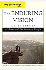 Advantage Books: The Enduring Vision : A History of the American People Paperback