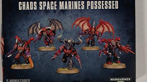 Marines Espaciales del Caos Poseidos (5)