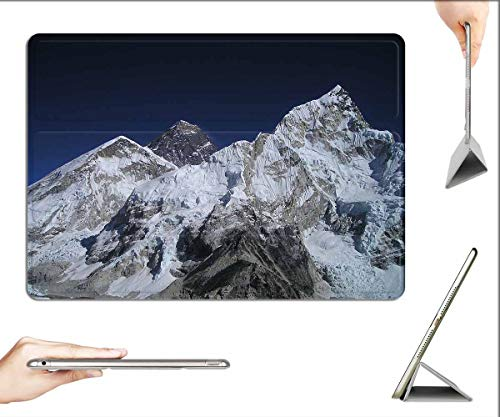 Case for iPad Pro 12.9 inch 2020 & 2018 - Nepal Himalayas Mountain Everest Mountains Nuptse