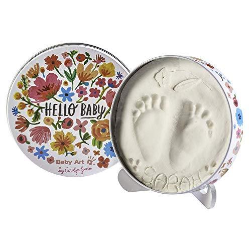 Baby Art Magic Box Scatola Tonda in Metallo con Kit...