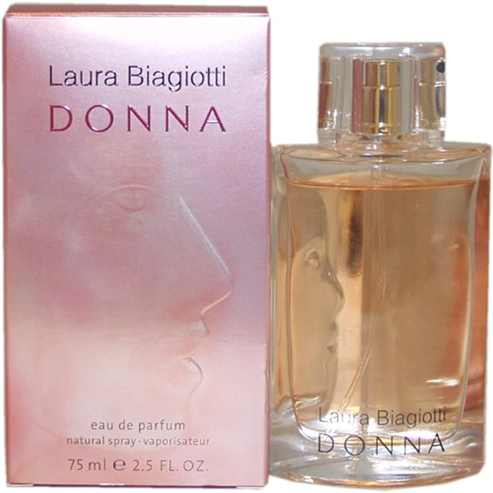 Laura biagiotti, donna, eau de parfum per donna, spray, 75 ml 0737052123561