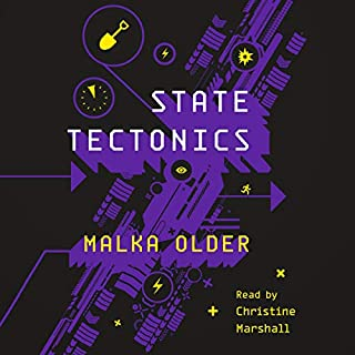 State Tectonics audiobook cover art
