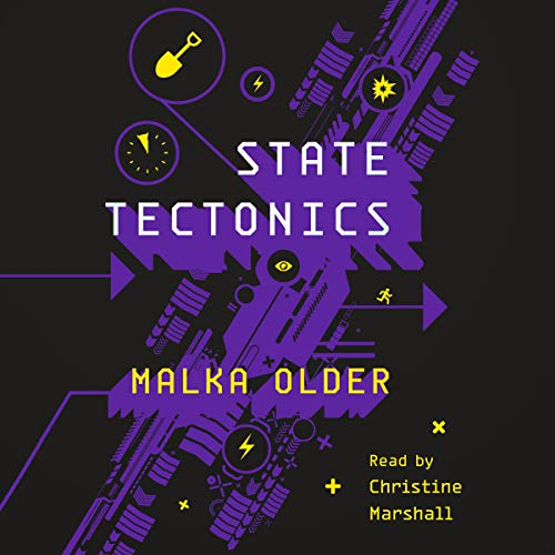State Tectonics cover art
