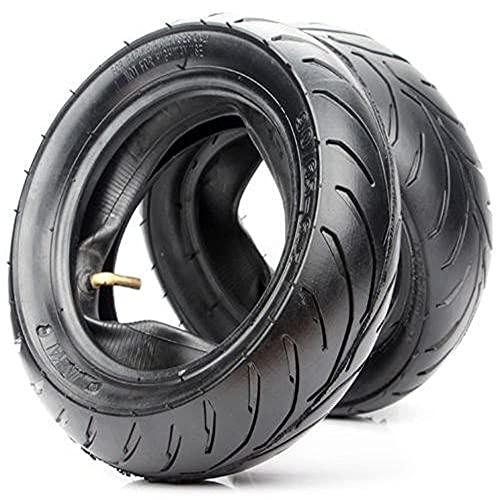HAOKAN Neumático eléctrico para bicicleta 110/50/6.5 90/65/6.5 Neumático delantero y trasero 47cc 49cc Scooter Balance Drive Neumático de bicicleta (tamaño: 90 65 6 5) (tamaño: 90 65 6 5)