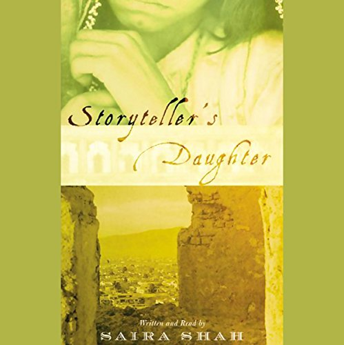 The Storyteller's Daughter audiobook cover art