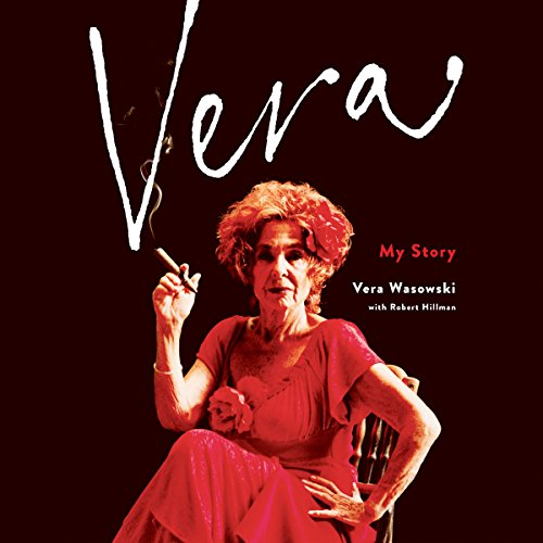 Vera audiobook cover art