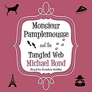 Monsieur Pamplemousse and the Tangled Web cover art