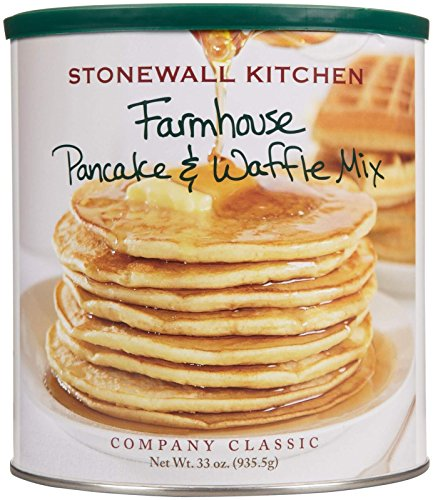 Stonewall Kitchen Farmhouse Pancake amp Waffle Mix 33 oz