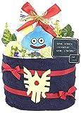 スライム アーチ型 出産祝い おむつケーキ 男の子 女の子